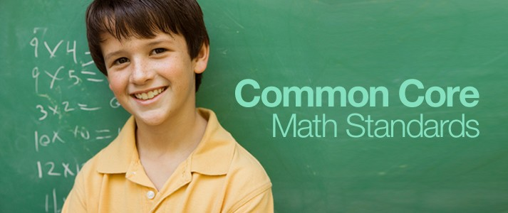 Common Core Math Standards